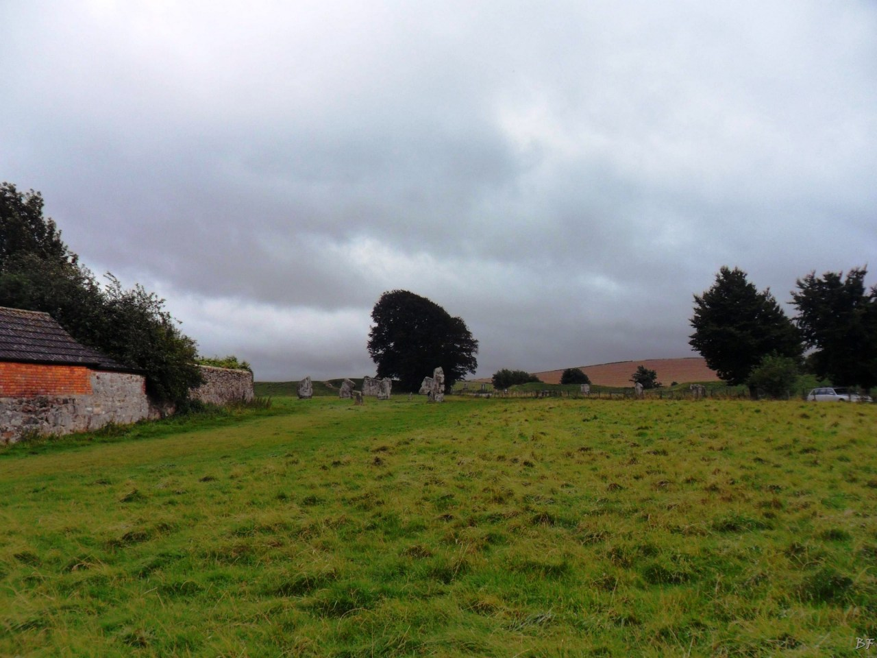 Avebury-Cromlech-Menhir-Megaliti-Wiltshire-Inghilterra-Gran-Bretagna-8