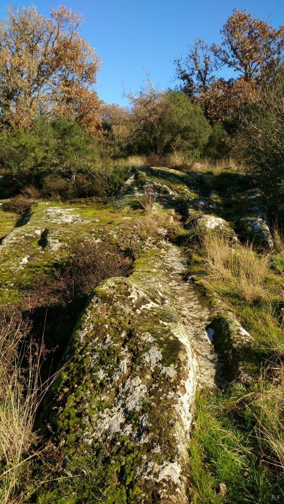 Bomarzo-Piramide-Megalitica-Cart-ruts-ripari-rupestri-Viterbo-Lazio-Italia-22