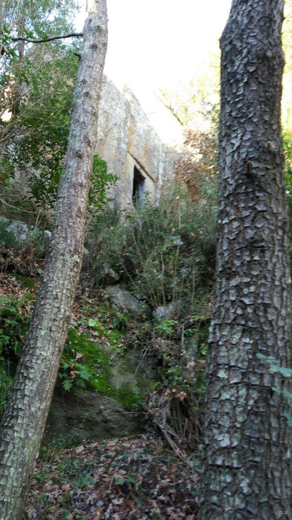 Bomarzo-Piramide-Megalitica-Cart-ruts-ripari-rupestri-Viterbo-Lazio-Italia-26
