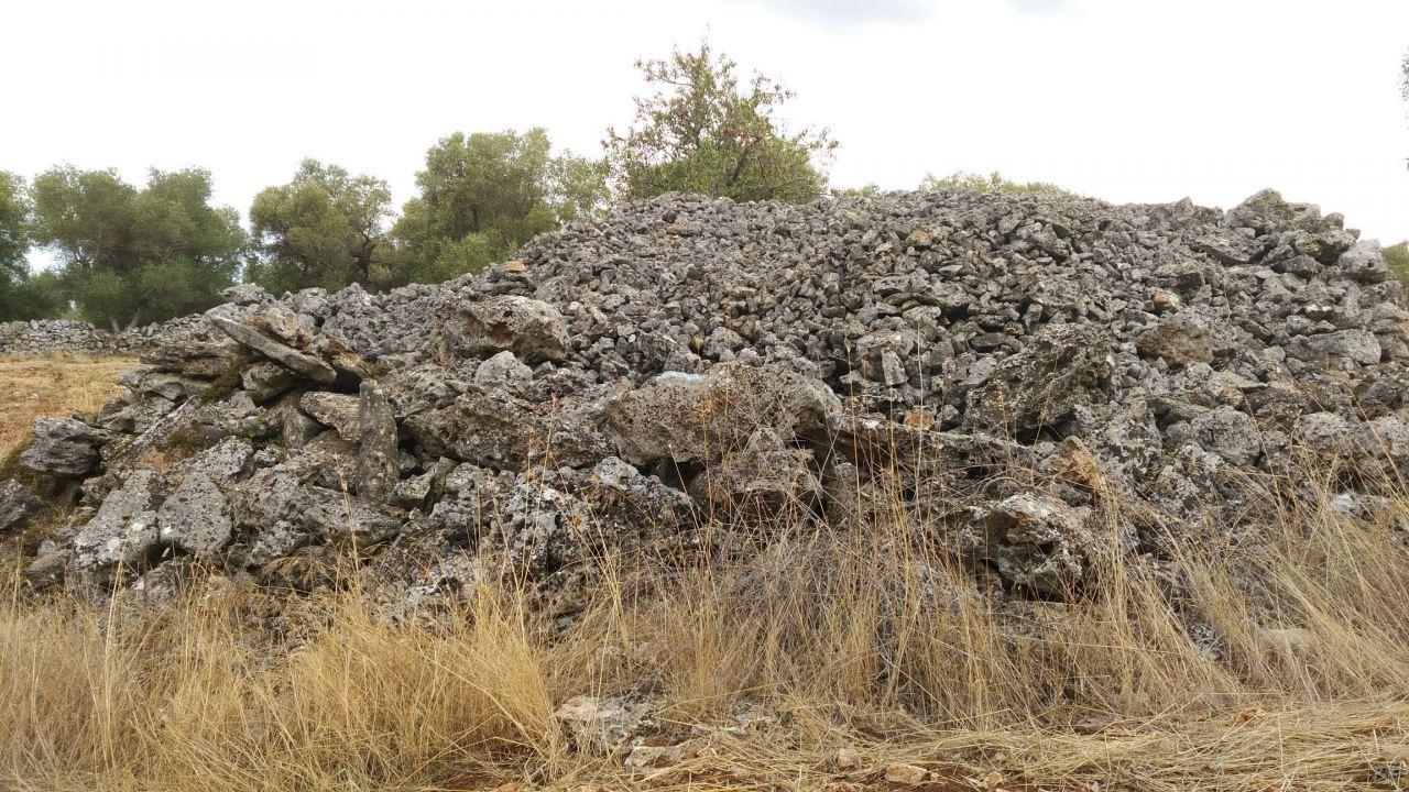 Specchia-Castelluzzo-Torre-Megalitica-Ciclopica-Ceglie-Messapica-Brindisi-Puglia-Italia-5