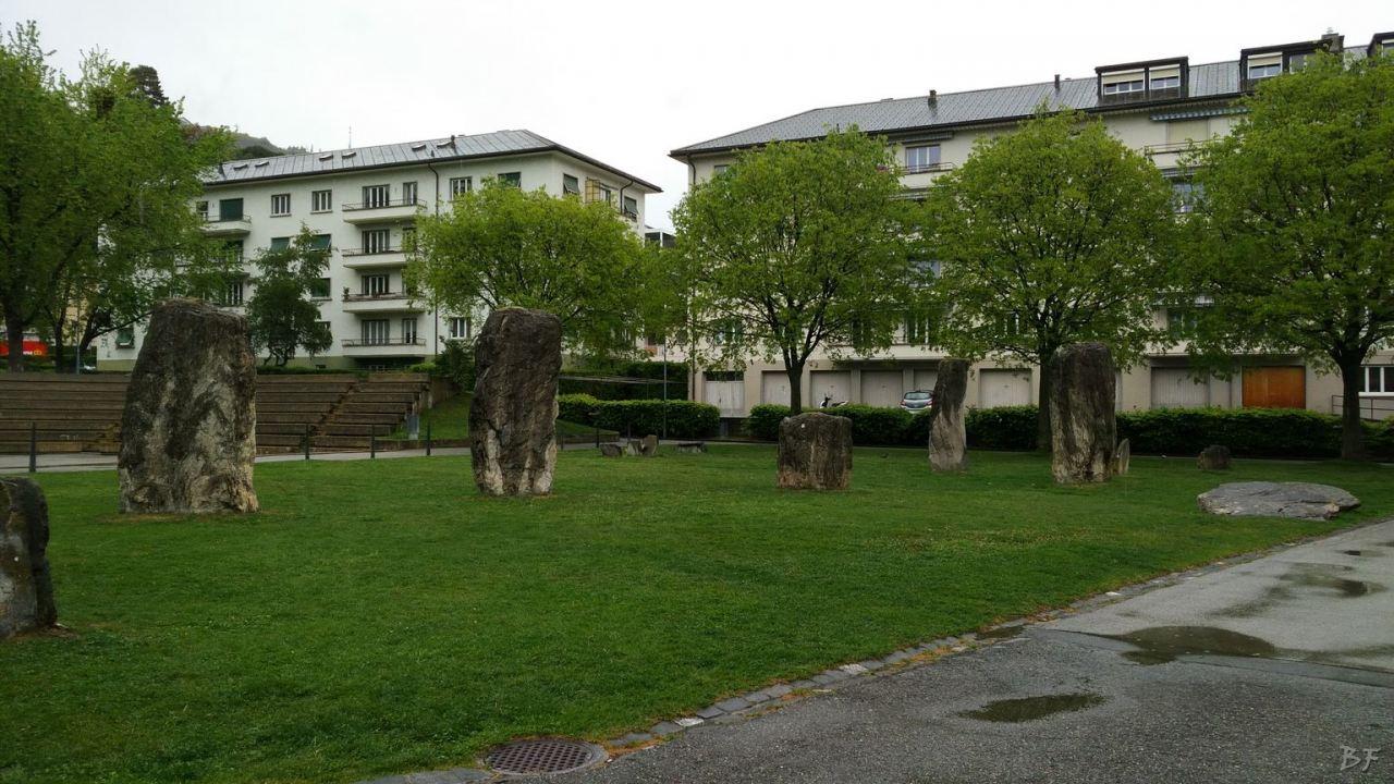 Chemin-des-Collines-Menhir-Dolmen-Tumulo-Sion-Svizzera-28