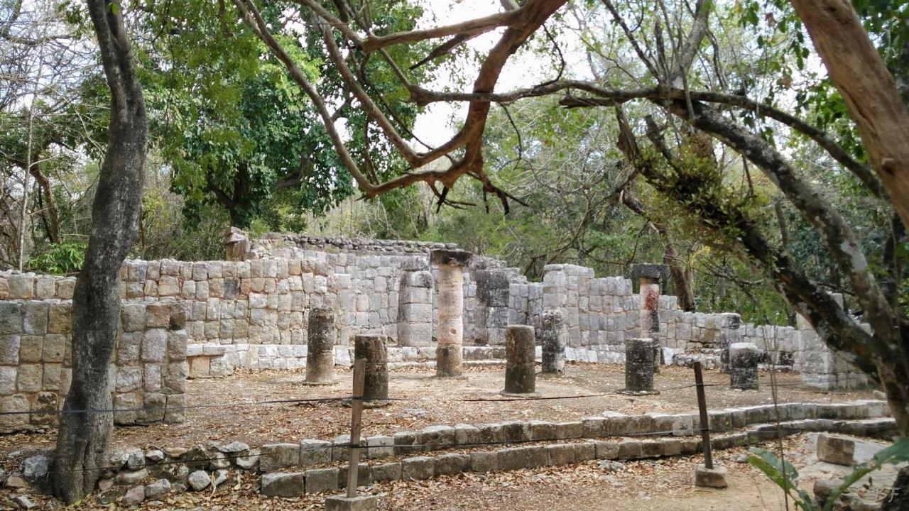 Sito-Megalitico-Maya-Chichen-Itza-Yucatan-Messico-26