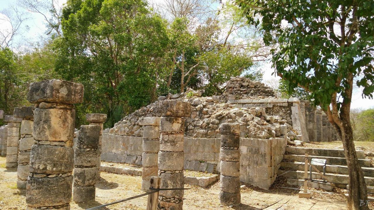 Sito-Megalitico-Maya-Chichen-Itza-Yucatan-Messico-32
