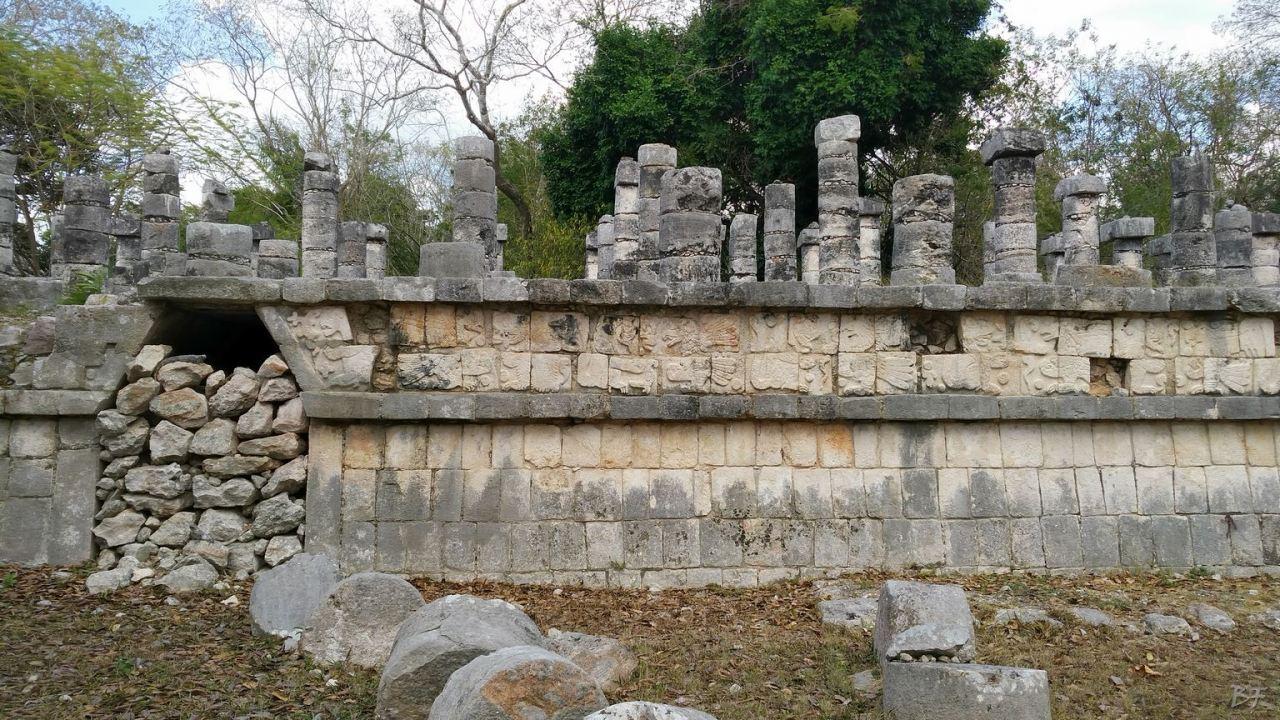 Sito-Megalitico-Maya-Chichen-Itza-Yucatan-Messico-38