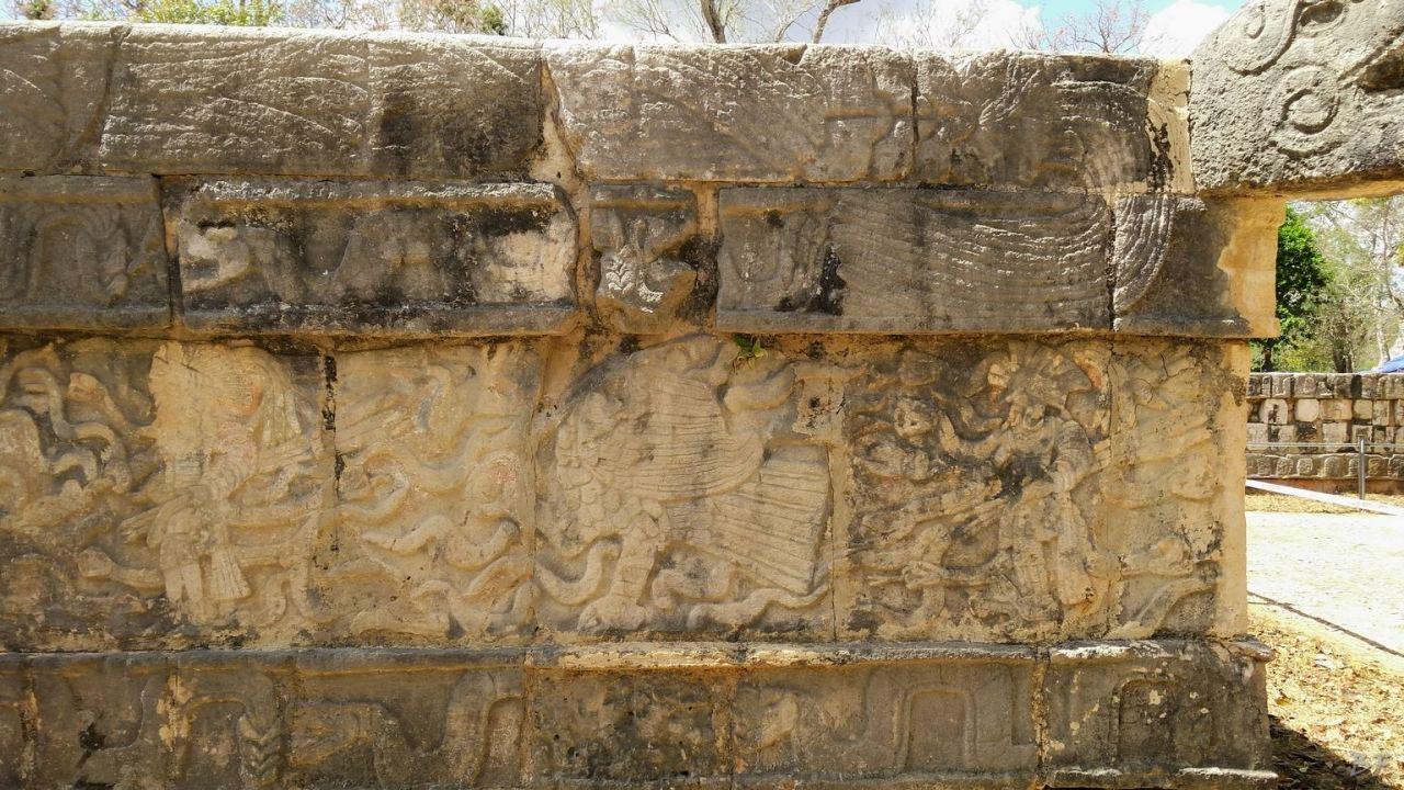 Sito-Megalitico-Maya-Chichen-Itza-Yucatan-Messico-59