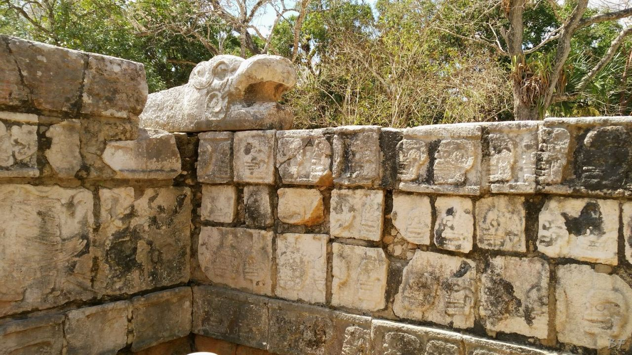 Sito-Megalitico-Maya-Chichen-Itza-Yucatan-Messico-61