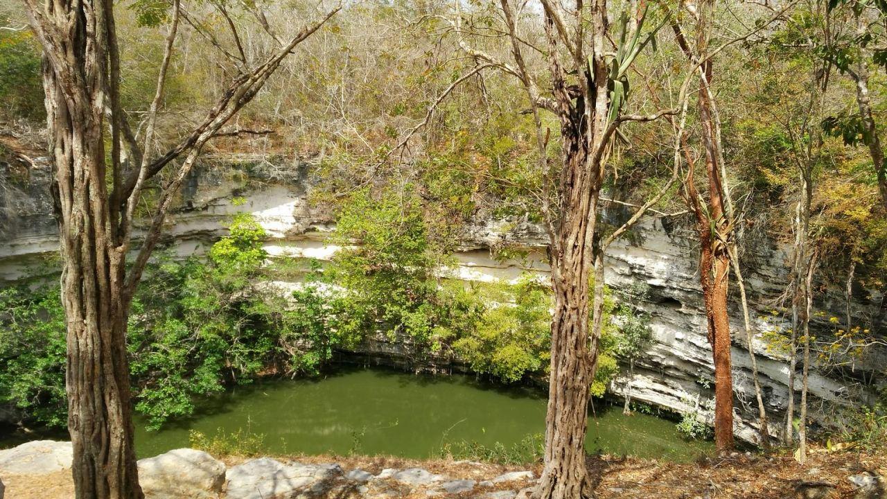 Sito-Megalitico-Maya-Chichen-Itza-Yucatan-Messico-72