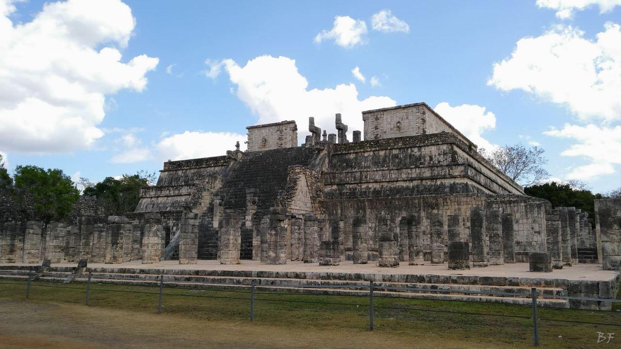 Sito-Megalitico-Maya-Chichen-Itza-Yucatan-Messico-88