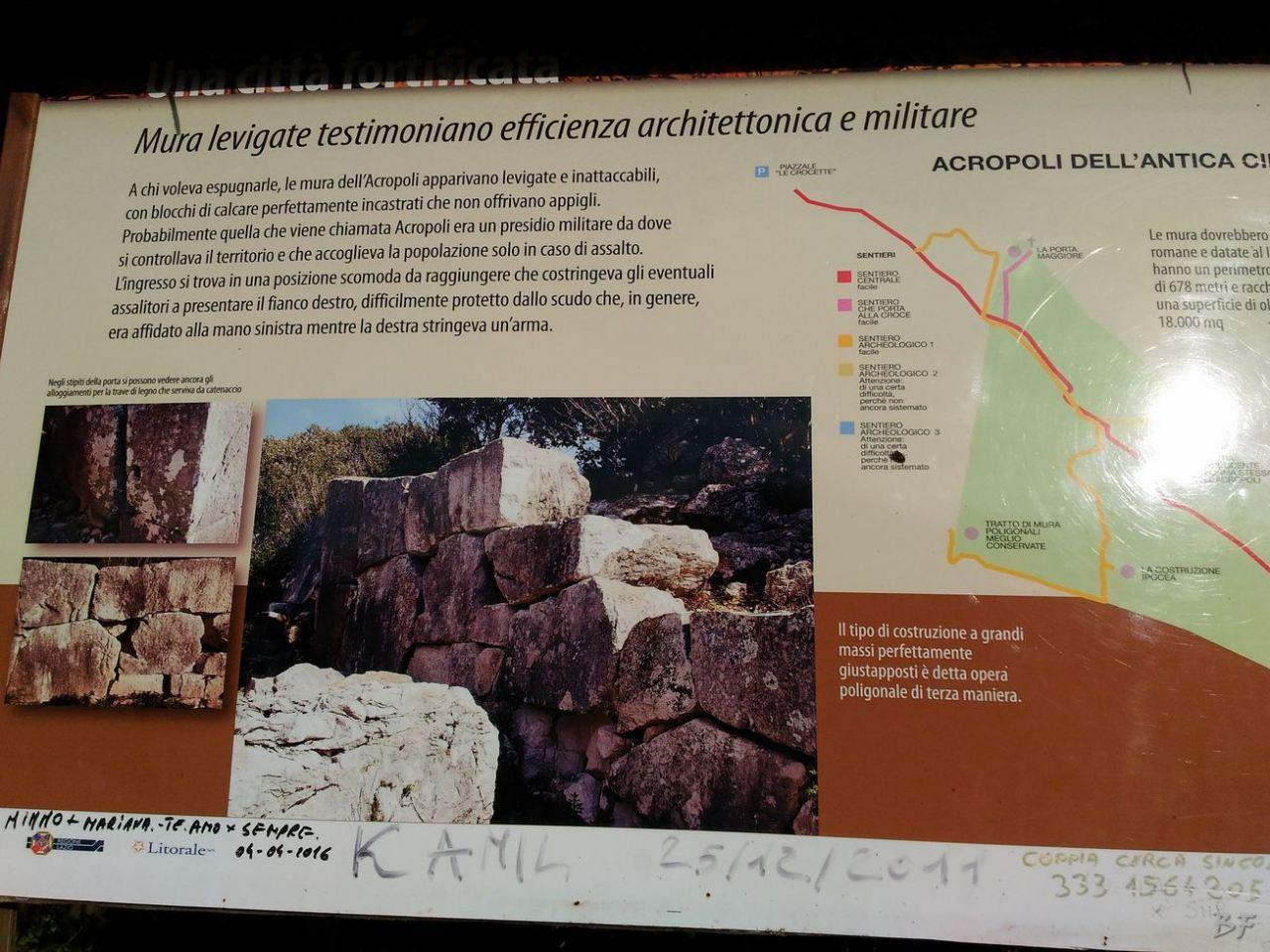 Circeii-Mura-Megalitiche-Poligonali-Latina-Lazio-Italia-10