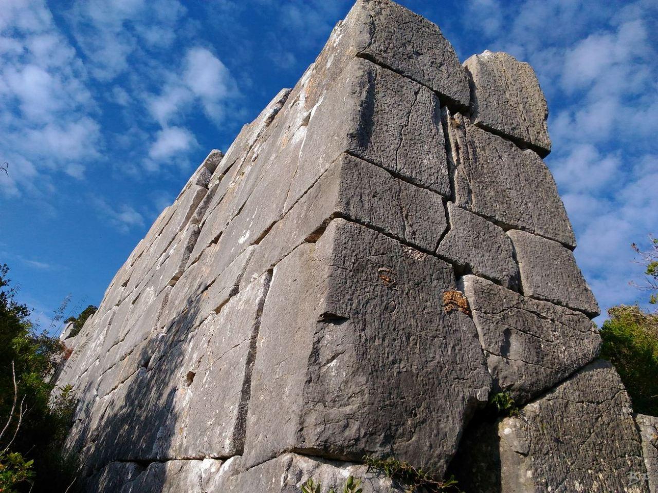 Circeii-Mura-Megalitiche-Poligonali-Latina-Lazio-Italia-2