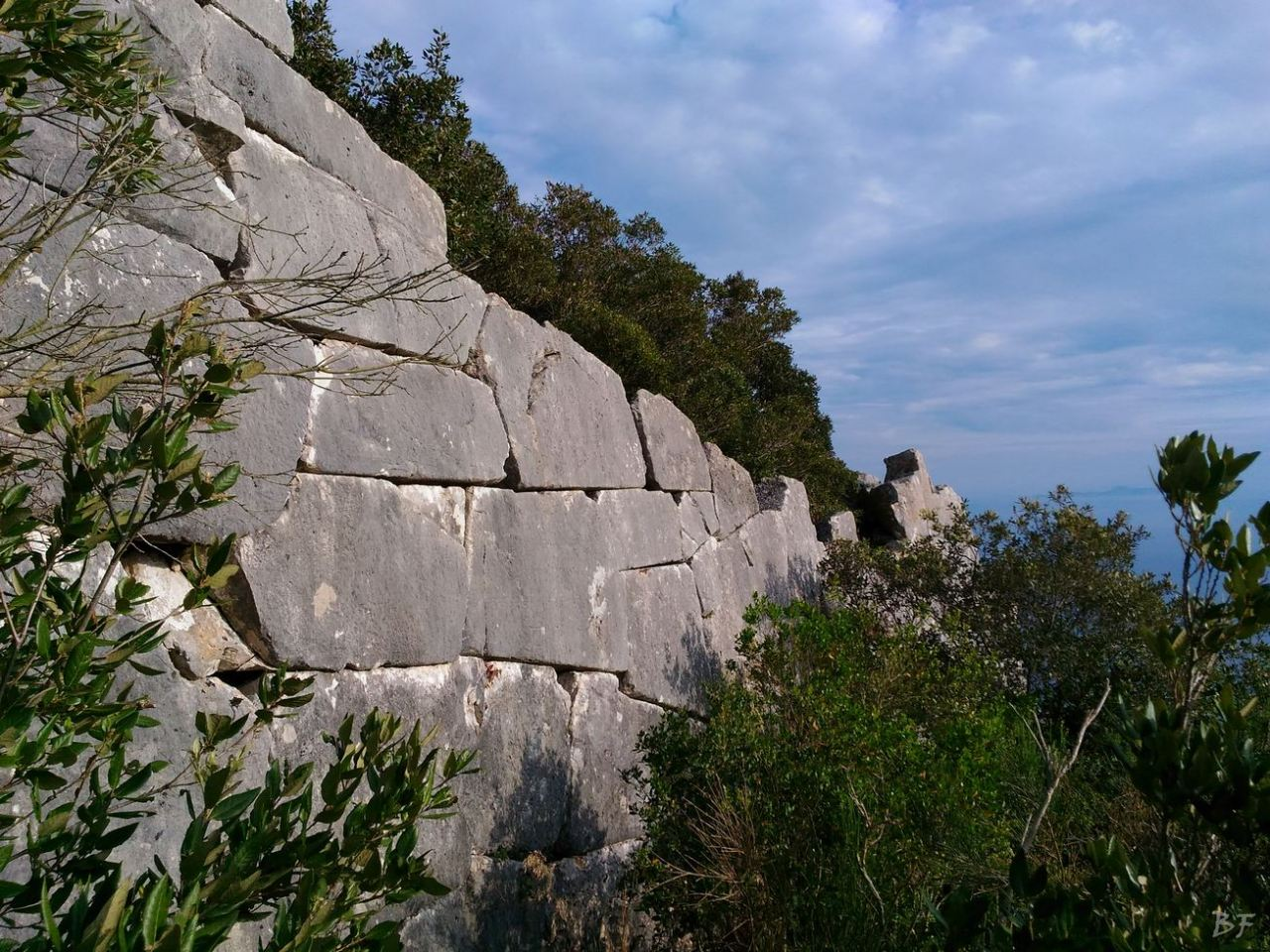 Circeii-Mura-Megalitiche-Poligonali-Latina-Lazio-Italia-3