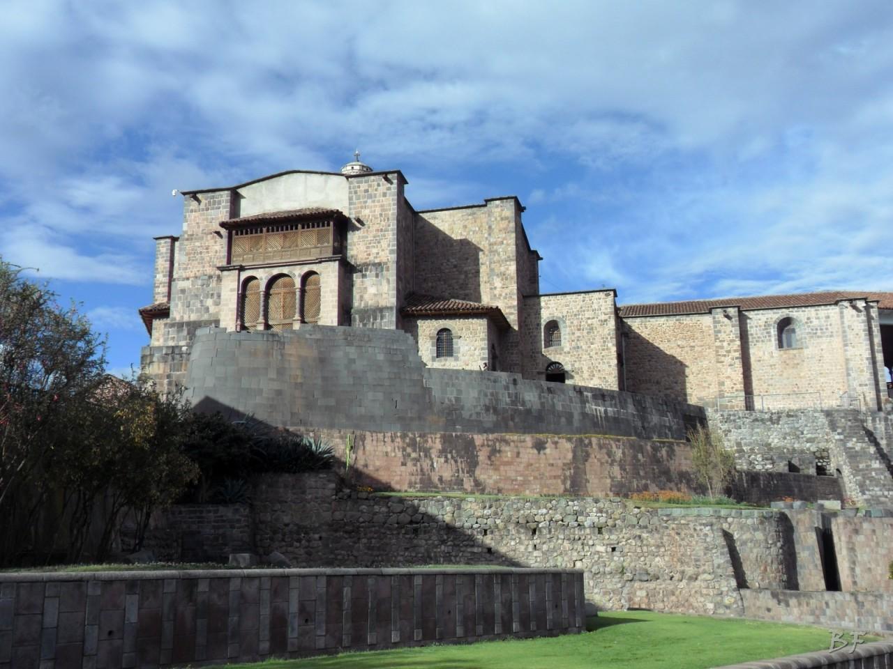 Mura-Poligonali-Megaliti-Tempio-Coricancha-Cusco-Perù-19