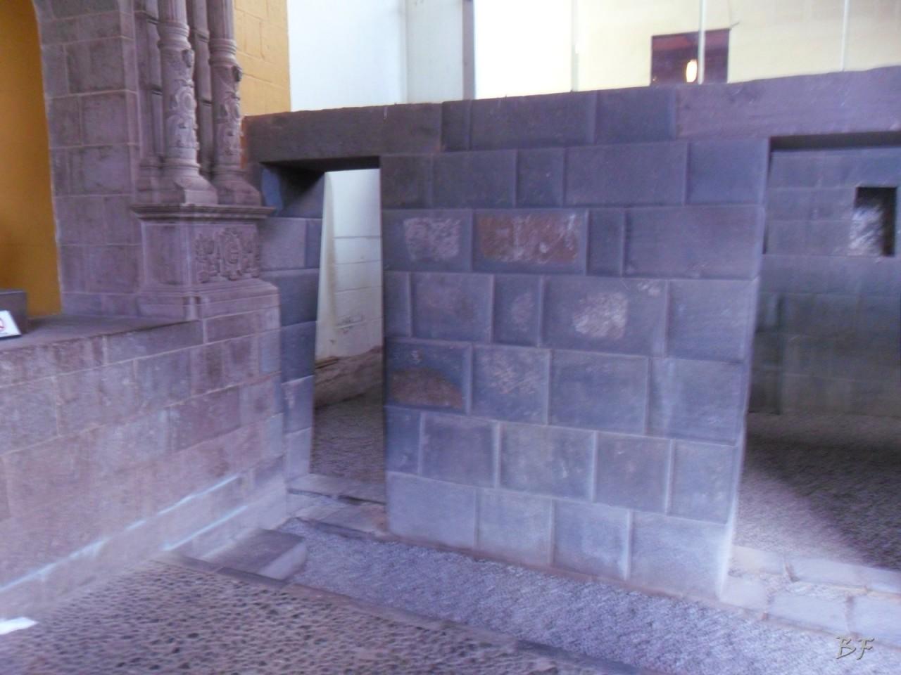 Mura-Poligonali-Megaliti-Tempio-Coricancha-Cusco-Perù-21