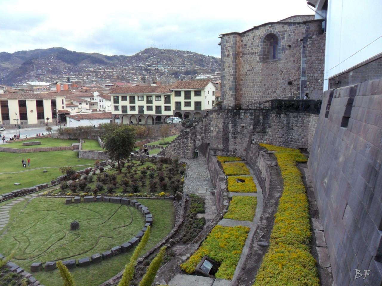 Mura-Poligonali-Megaliti-Tempio-Coricancha-Cusco-Perù-45