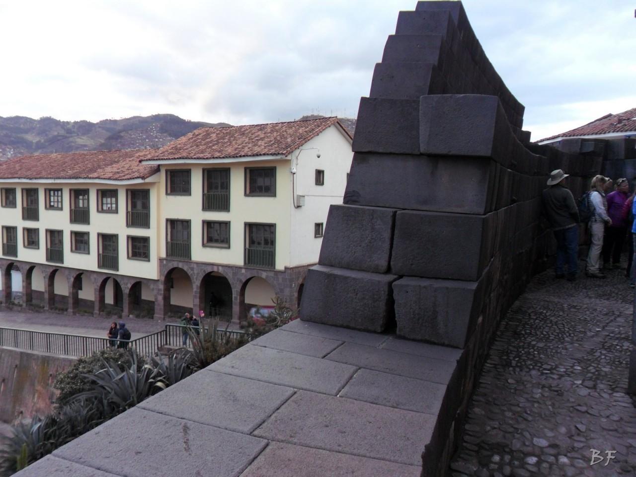 Mura-Poligonali-Megaliti-Tempio-Coricancha-Cusco-Perù-51