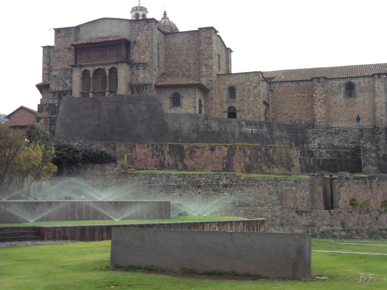 Mura-Poligonali-Megaliti-Tempio-Coricancha-Cusco-Perù-62