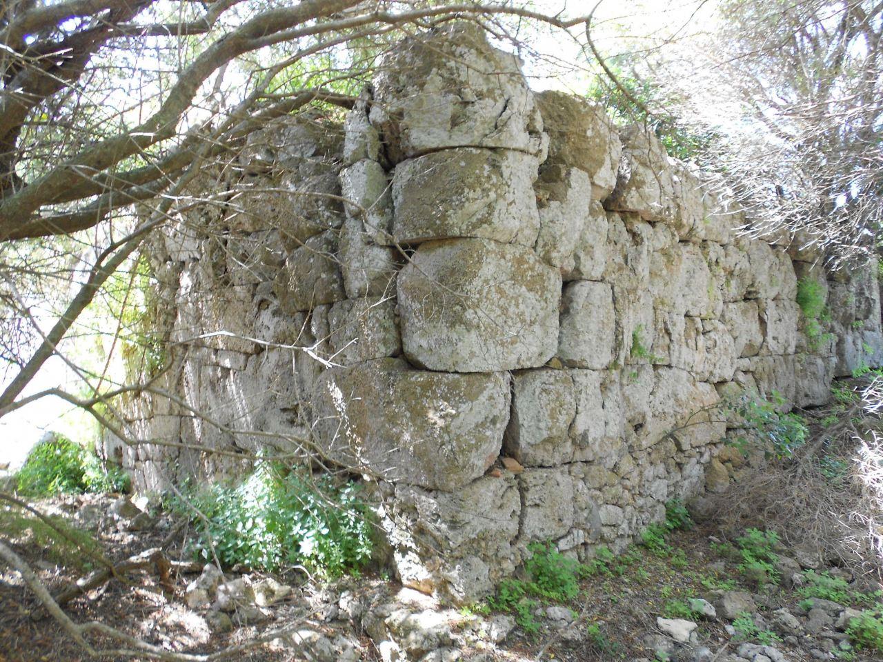 Cosa-Mura-Megalitiche-Ansedonia-Grosseto-Toscana-Italia-34