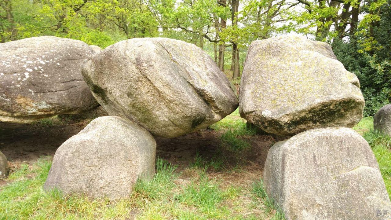 Hunebedden-Dolmen-Megaliti-Groeningen-Drenthe-Paesi-Bassi-110