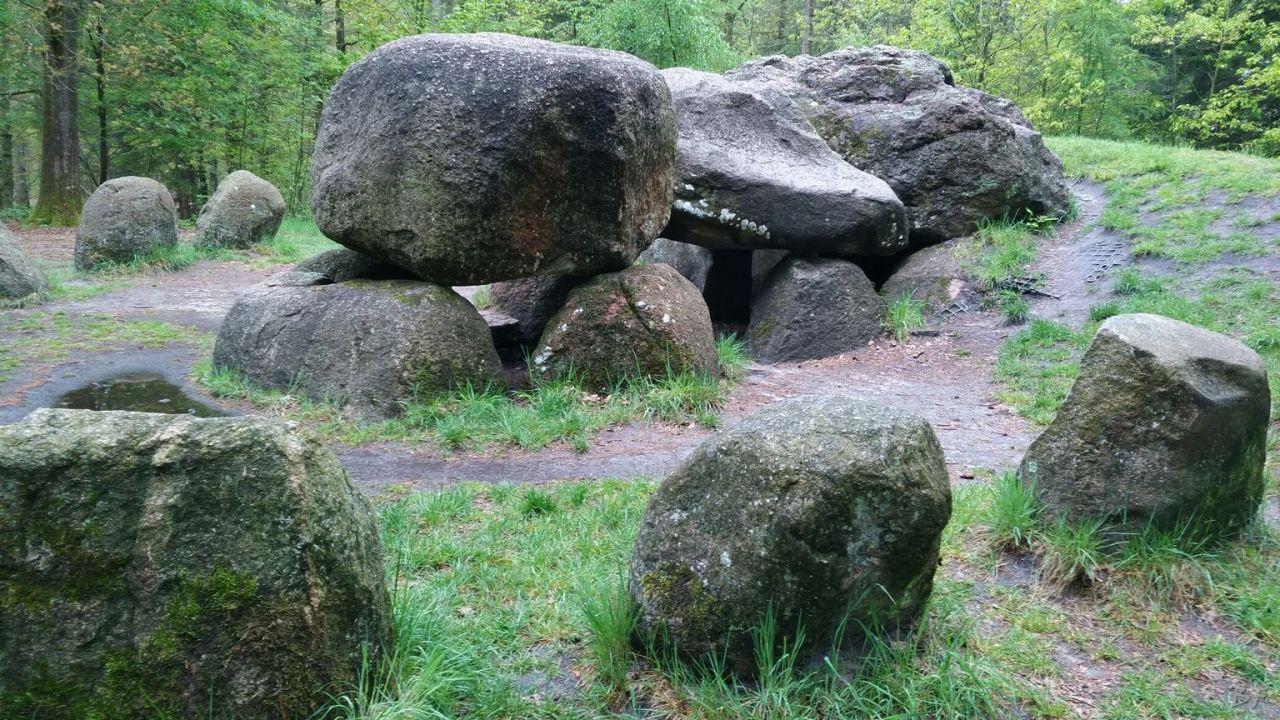 Hunebedden-Dolmen-Megaliti-Groeningen-Drenthe-Paesi-Bassi-115