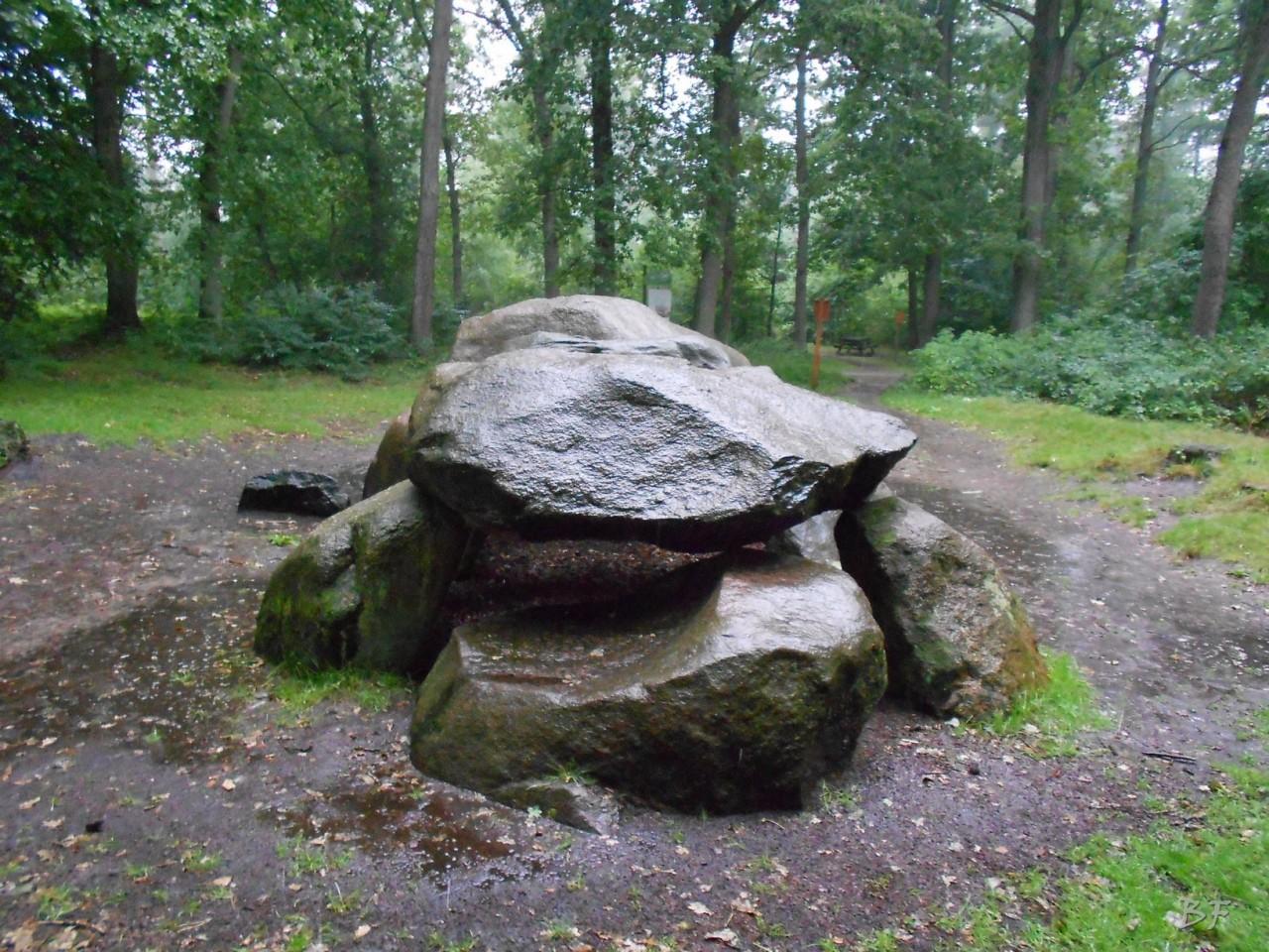 Hunebedden-Dolmen-Megaliti-Groeningen-Drenthe-Paesi-Bassi-20
