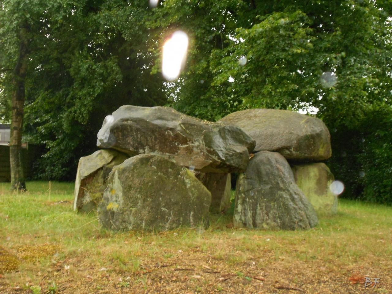 Hunebedden-Dolmen-Megaliti-Groeningen-Drenthe-Paesi-Bassi-22