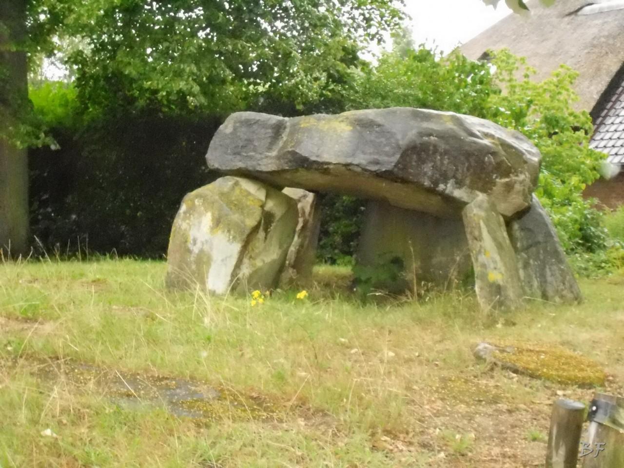 Hunebedden-Dolmen-Megaliti-Groeningen-Drenthe-Paesi-Bassi-24