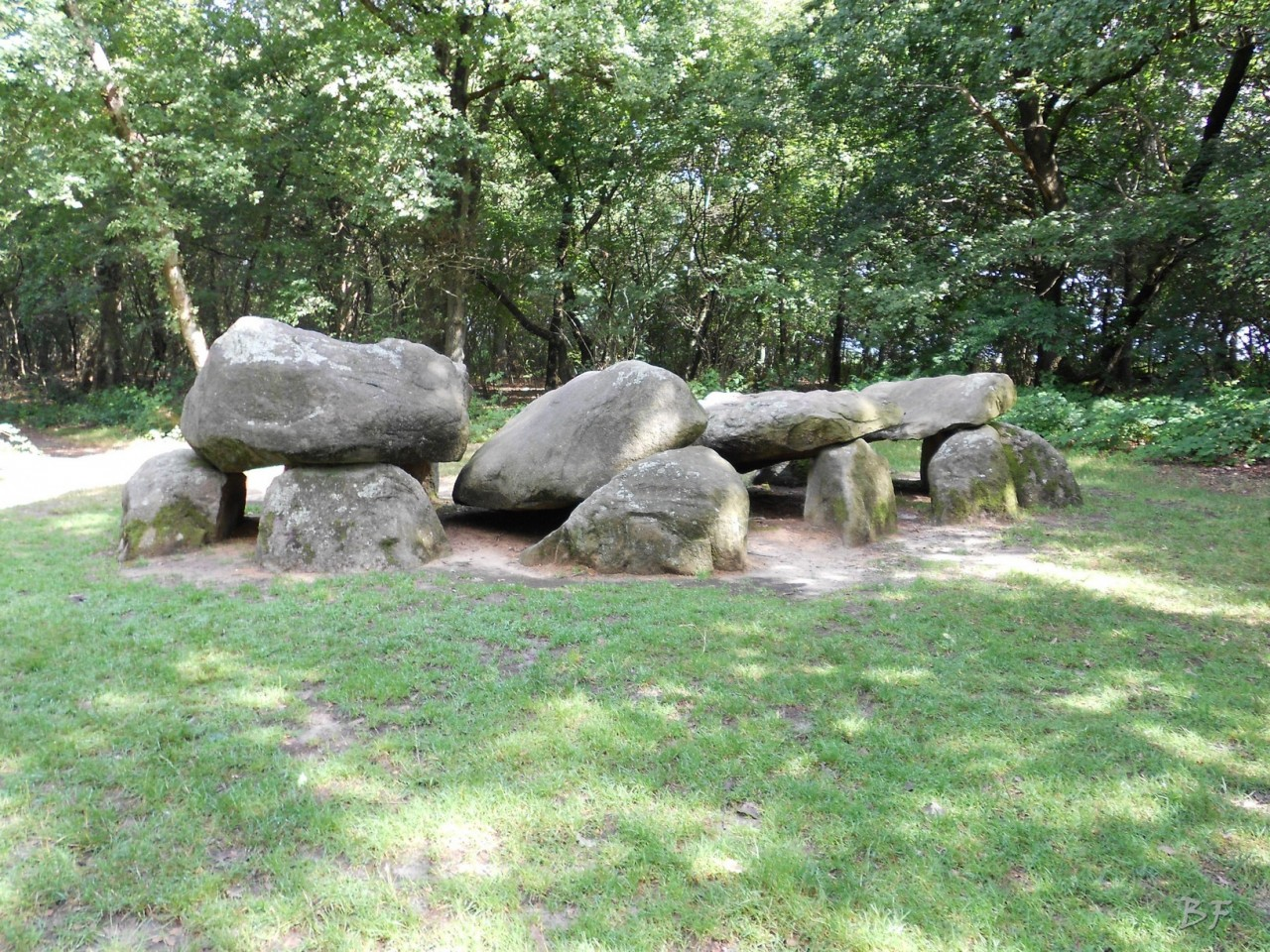 Hunebedden-Dolmen-Megaliti-Groeningen-Drenthe-Paesi-Bassi-62