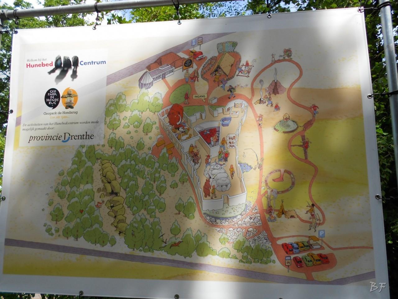 Hunebedden-Dolmen-Megaliti-Groeningen-Drenthe-Paesi-Bassi-63