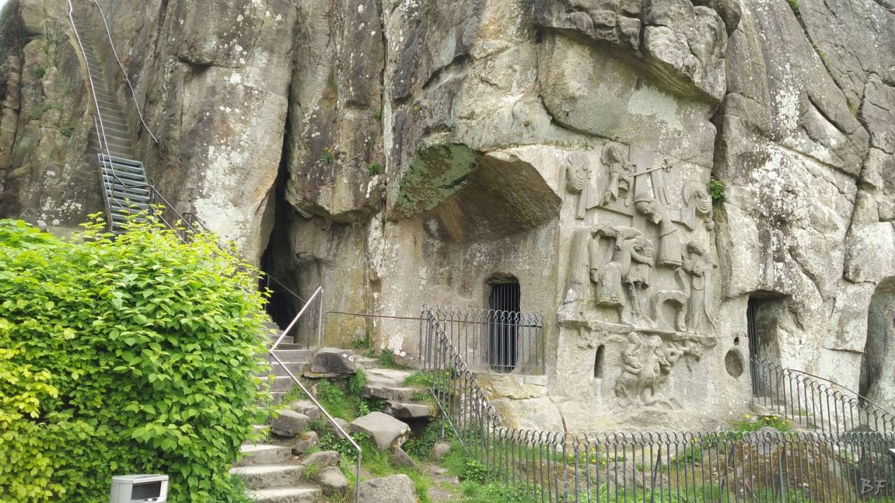 Externsteine-Insediamento-Rupestre-Megaliti-Nord-Renania-Vestfalia-Germania-20