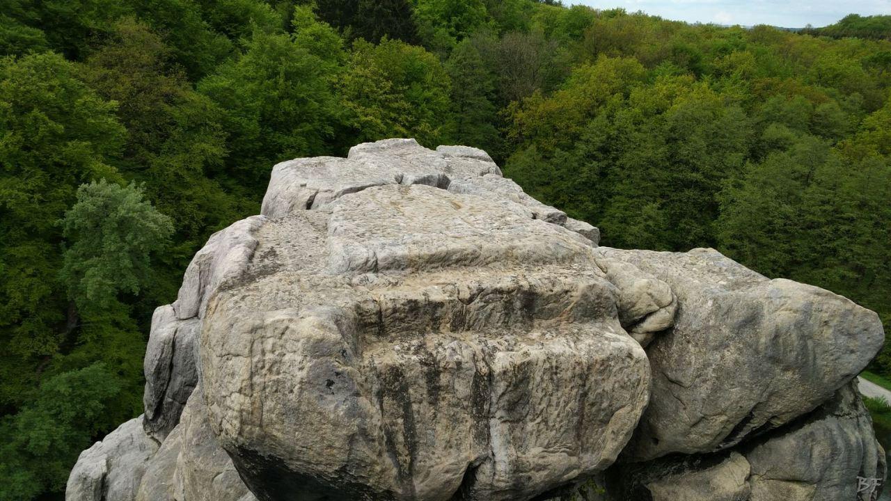 Externsteine-Insediamento-Rupestre-Megaliti-Nord-Renania-Vestfalia-Germania-29