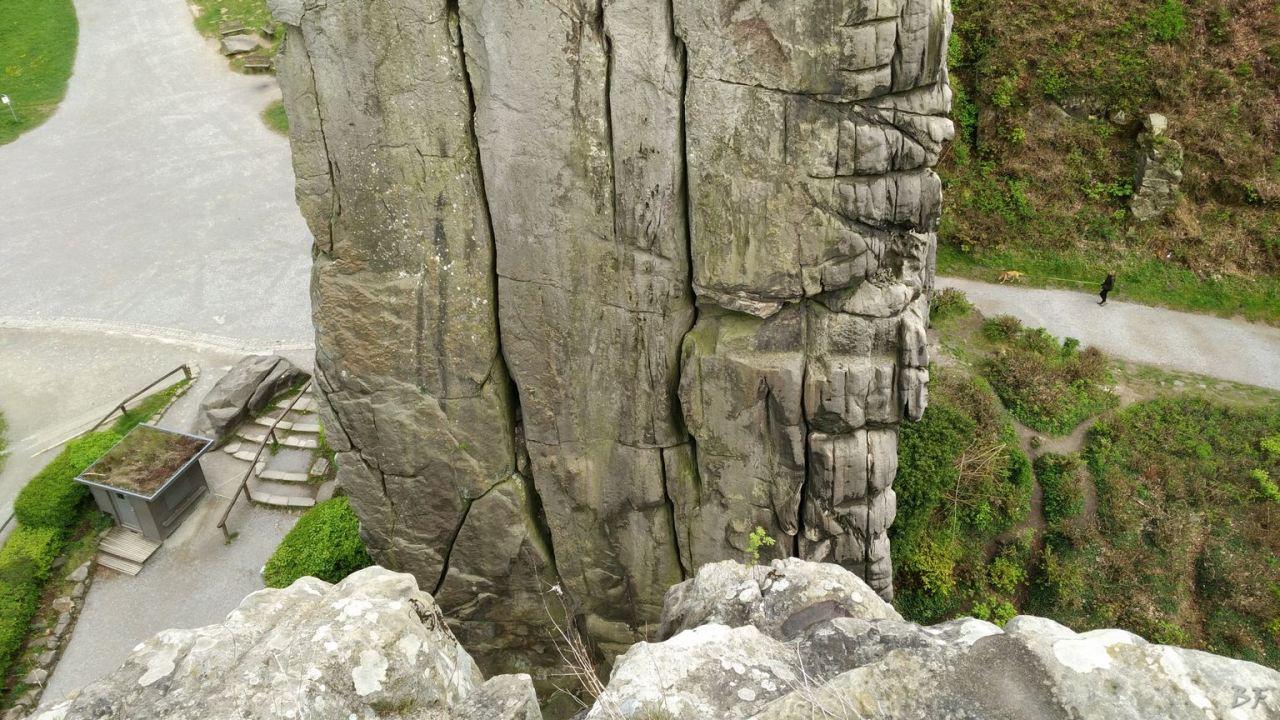Externsteine-Insediamento-Rupestre-Megaliti-Nord-Renania-Vestfalia-Germania-32