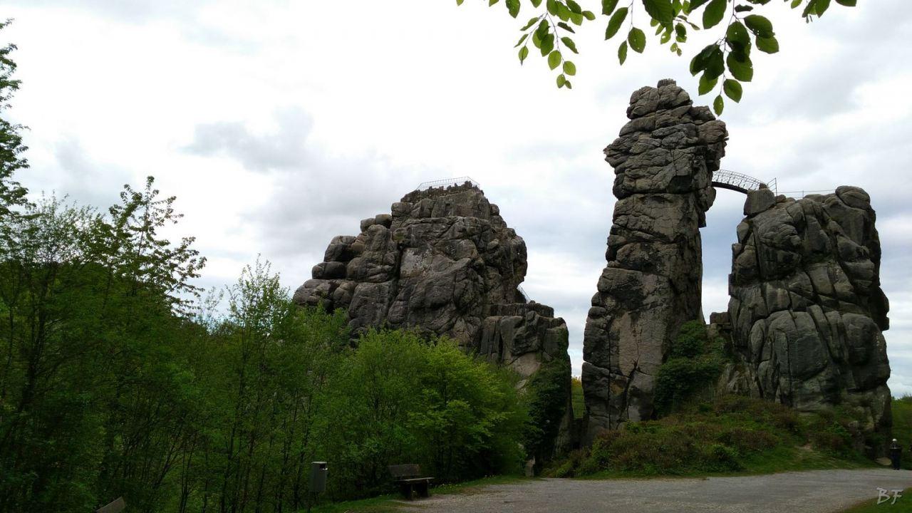 Externsteine-Insediamento-Rupestre-Megaliti-Nord-Renania-Vestfalia-Germania-40