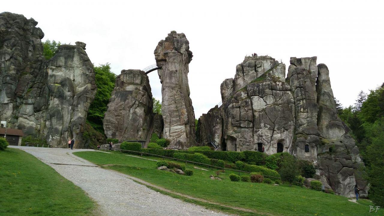 Externsteine-Insediamento-Rupestre-Megaliti-Nord-Renania-Vestfalia-Germania-44