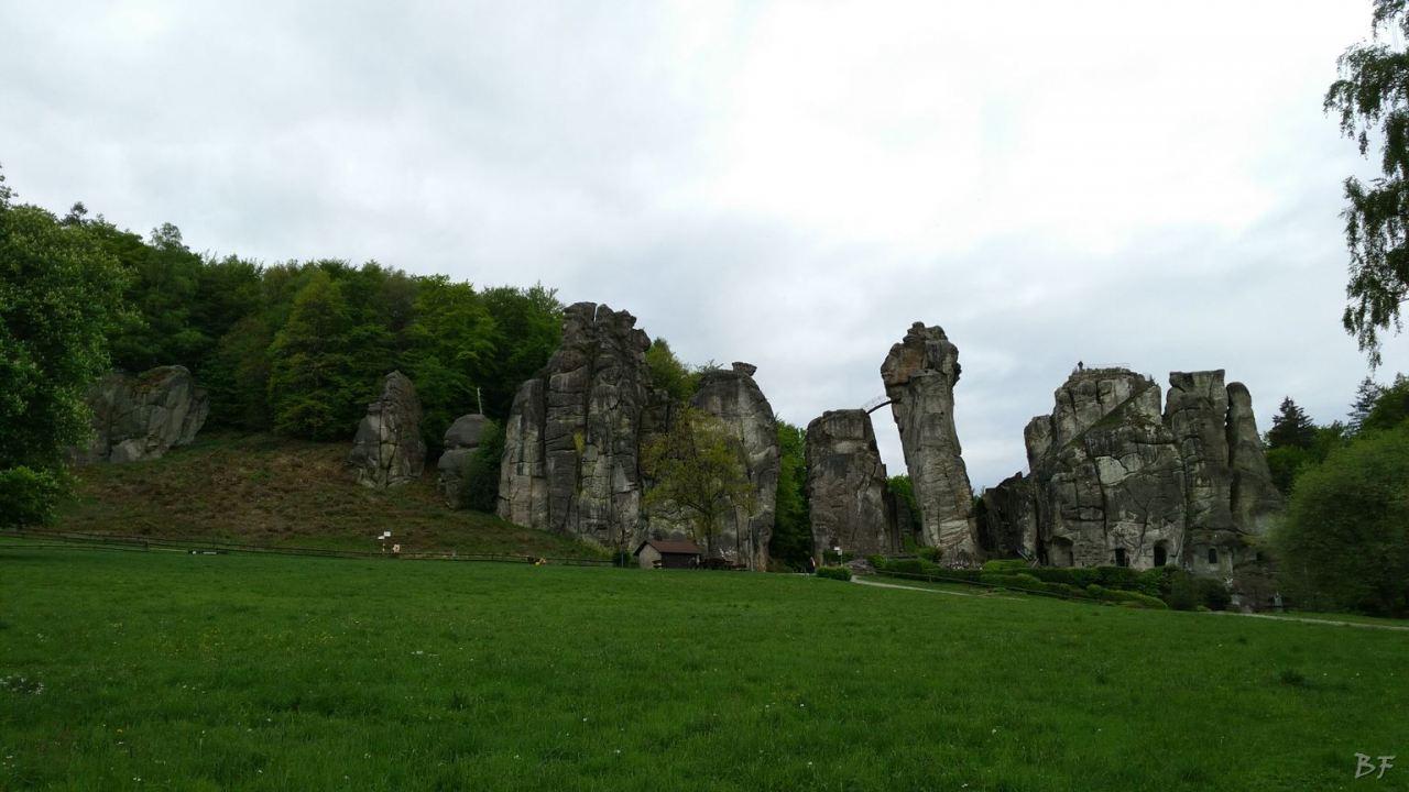 Externsteine-Insediamento-Rupestre-Megaliti-Nord-Renania-Vestfalia-Germania-45