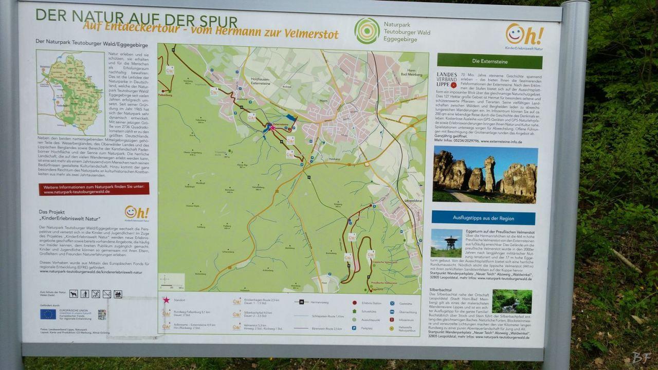 Externsteine-Insediamento-Rupestre-Megaliti-Nord-Renania-Vestfalia-Germania-46
