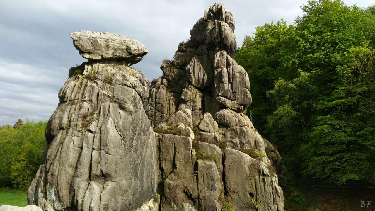 Externsteine-Insediamento-Rupestre-Megaliti-Nord-Renania-Vestfalia-Germania-6