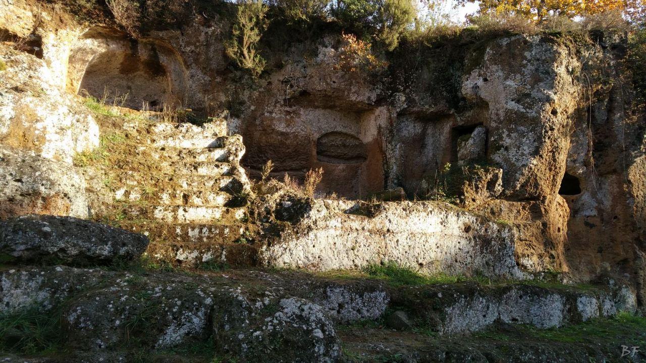 Falerii-Novi-Megaliti-Ipogei-Abitazioni-Rupestri-Viterbo-Lazio-Italia-24