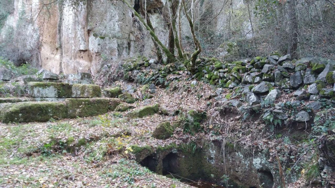 Falerii-Novi-Megaliti-Ipogei-Abitazioni-Rupestri-Viterbo-Lazio-Italia-9