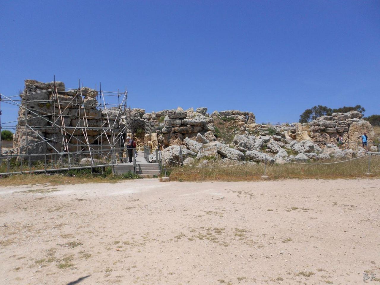 Ggantija-Tempio-Megalitico-Gozo-Malta-13
