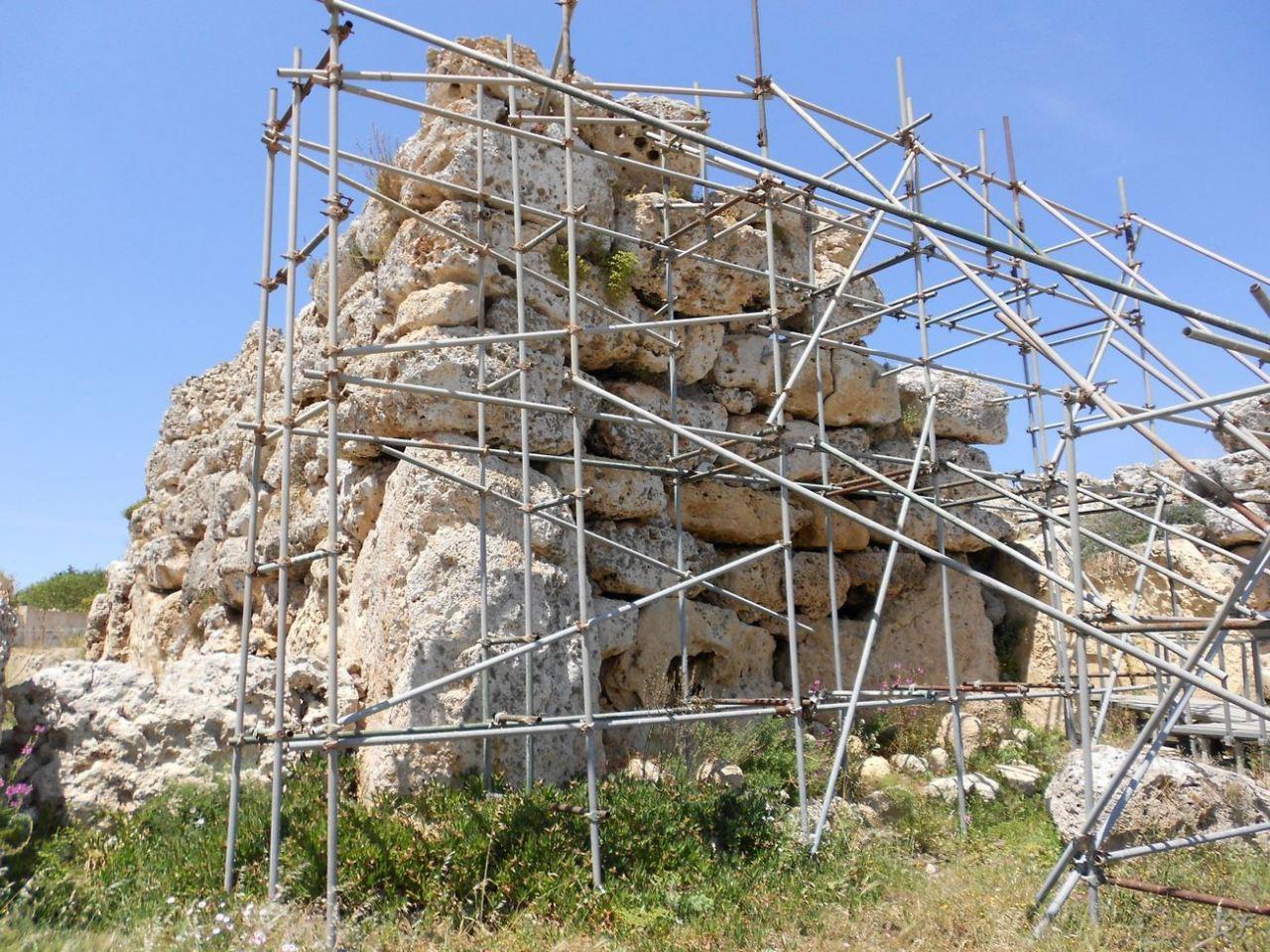 Ggantija-Tempio-Megalitico-Gozo-Malta-16