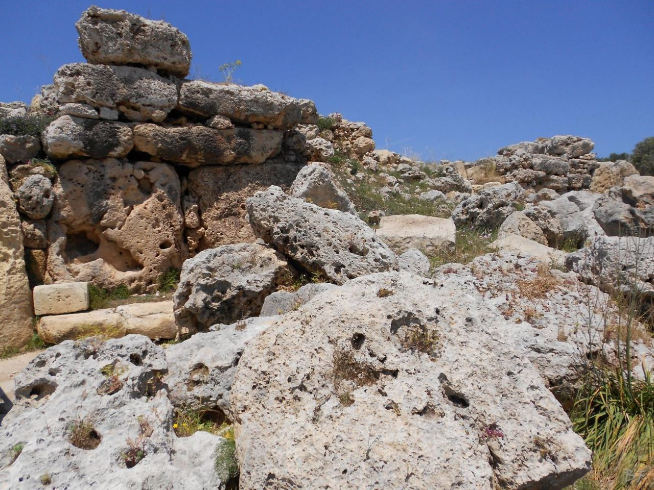 Ggantija-Tempio-Megalitico-Gozo-Malta-17