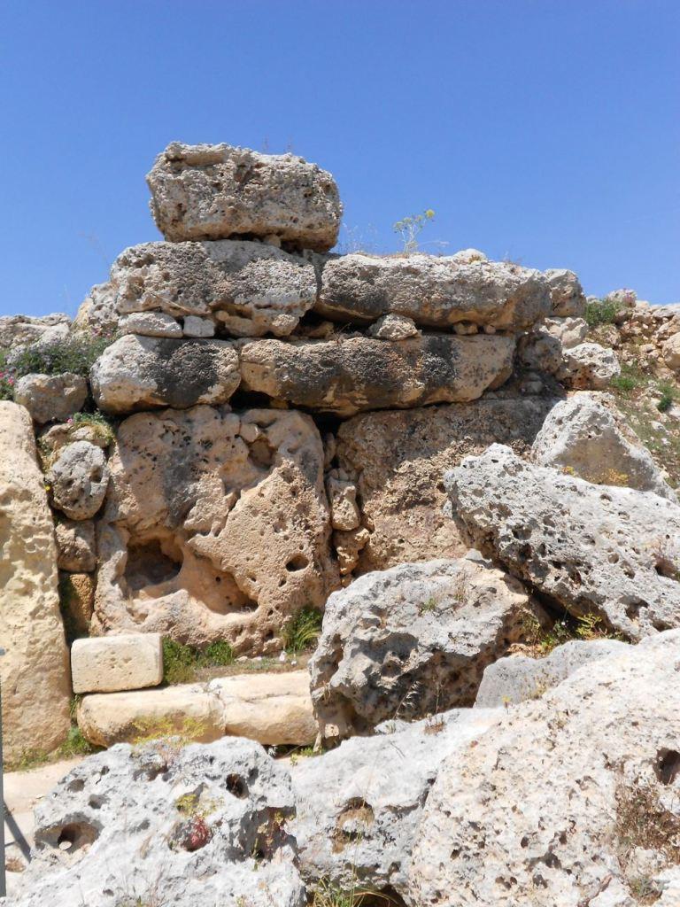Ggantija-Tempio-Megalitico-Gozo-Malta-18