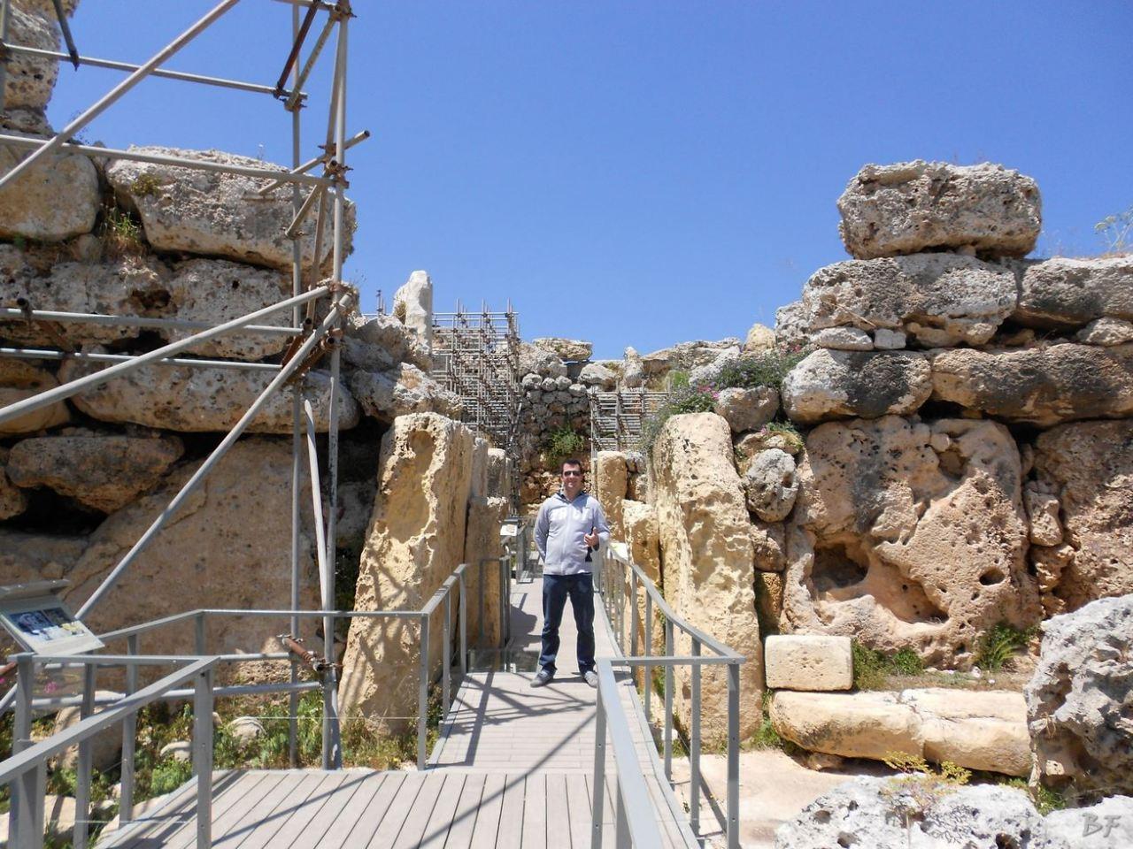 Ggantija-Tempio-Megalitico-Gozo-Malta-19