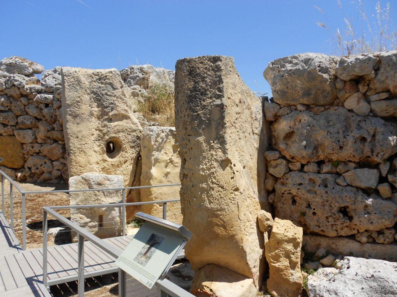 Ggantija-Tempio-Megalitico-Gozo-Malta-2