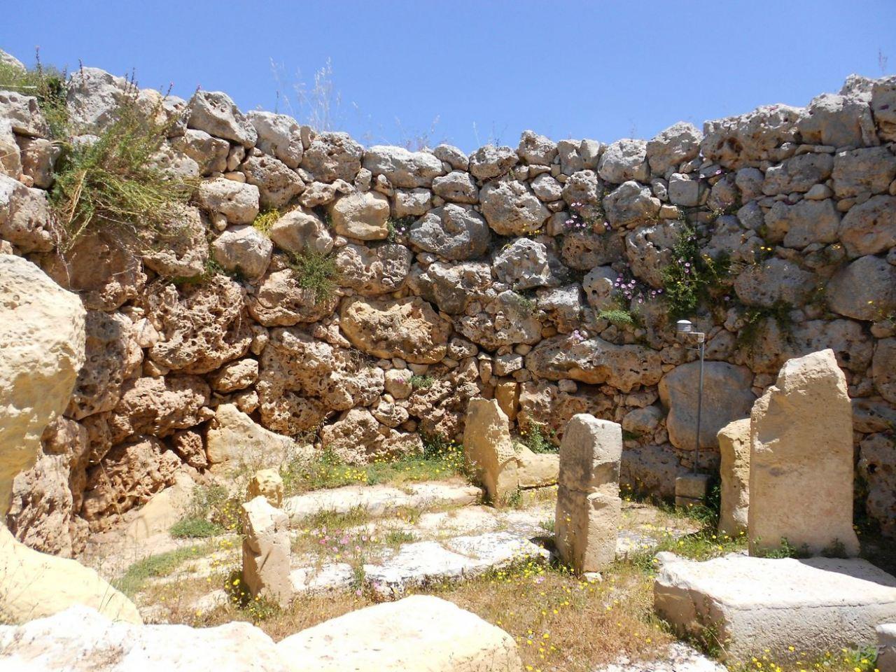 Ggantija-Tempio-Megalitico-Gozo-Malta-24