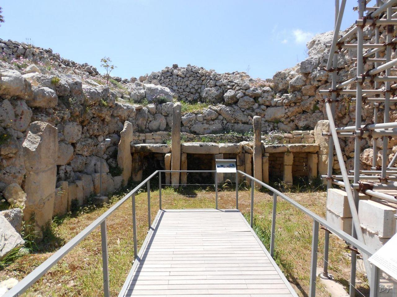 Ggantija-Tempio-Megalitico-Gozo-Malta-26