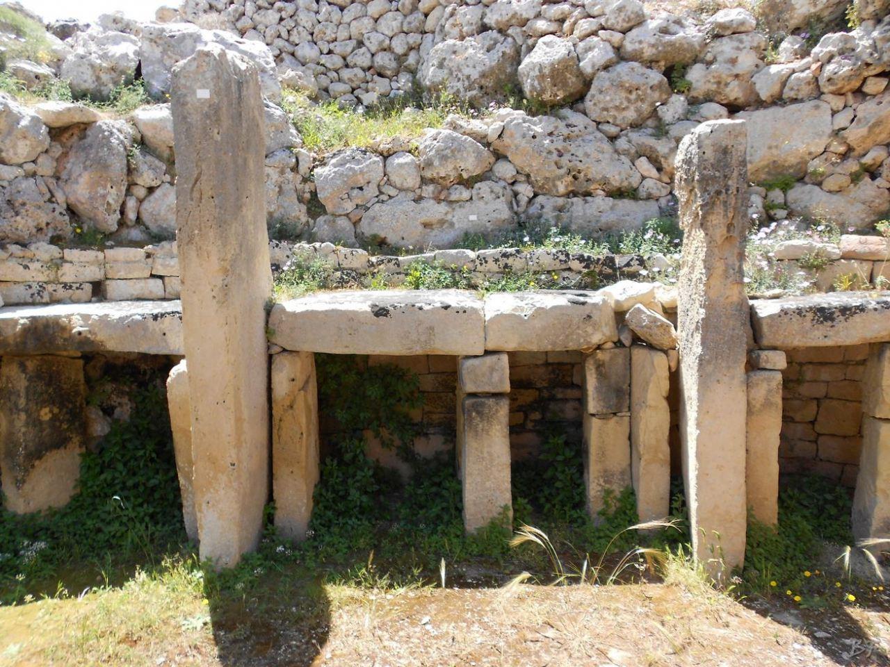 Ggantija-Tempio-Megalitico-Gozo-Malta-28