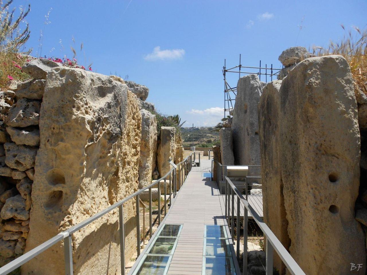 Ggantija-Tempio-Megalitico-Gozo-Malta-29