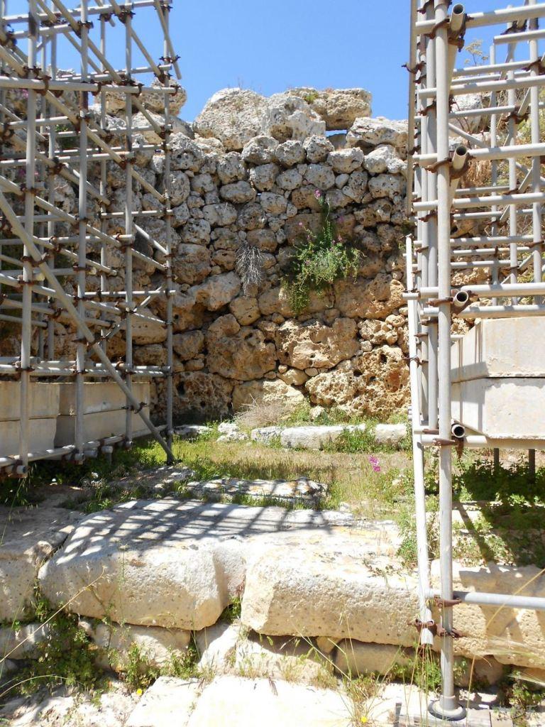Ggantija-Tempio-Megalitico-Gozo-Malta-30