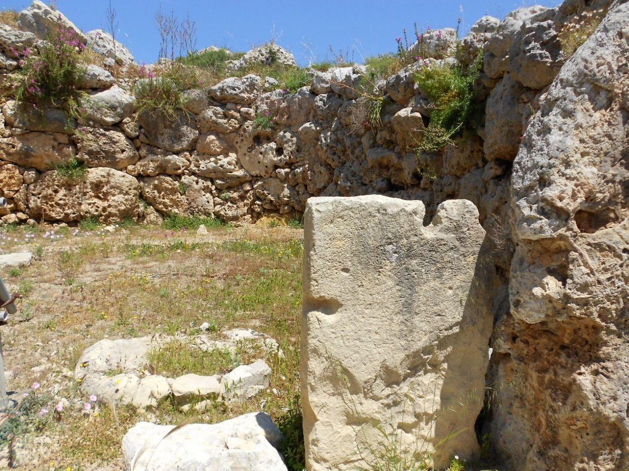 Ggantija-Tempio-Megalitico-Gozo-Malta-32
